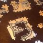 NHL Art Puzzle pieces