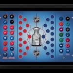 NHL Standings Board 2013-14