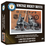 NHL Art Puzzle Skates box