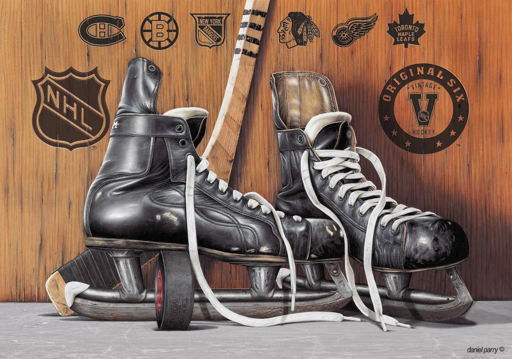 nhl vintage hockey skates puzzle cse games carpe ludum seize the game. Black Bedroom Furniture Sets. Home Design Ideas