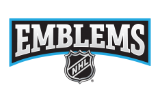 Emblems: NHL logo