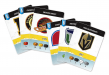 Emblems NHL 6-card hand
