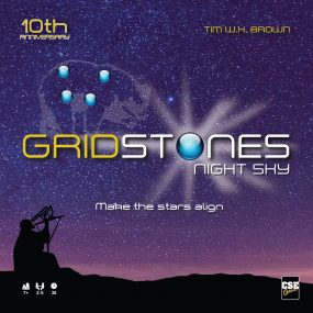 Gridstones: Night Sky - box top